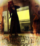 Burn Puny Fools! by Madarao123