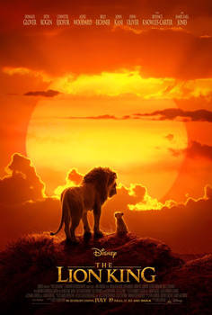 Lion King 2019 Poster