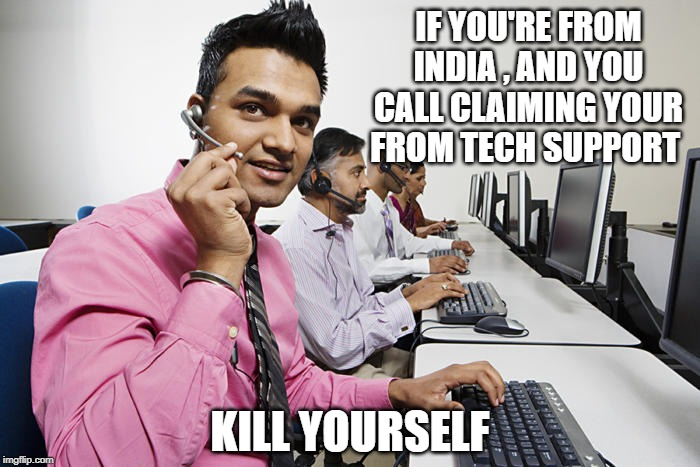 India Phone Tech Scam Meme By Madarao123 On Deviantart