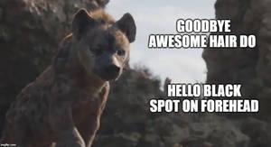 Lion King 2019 Shenzi Meme