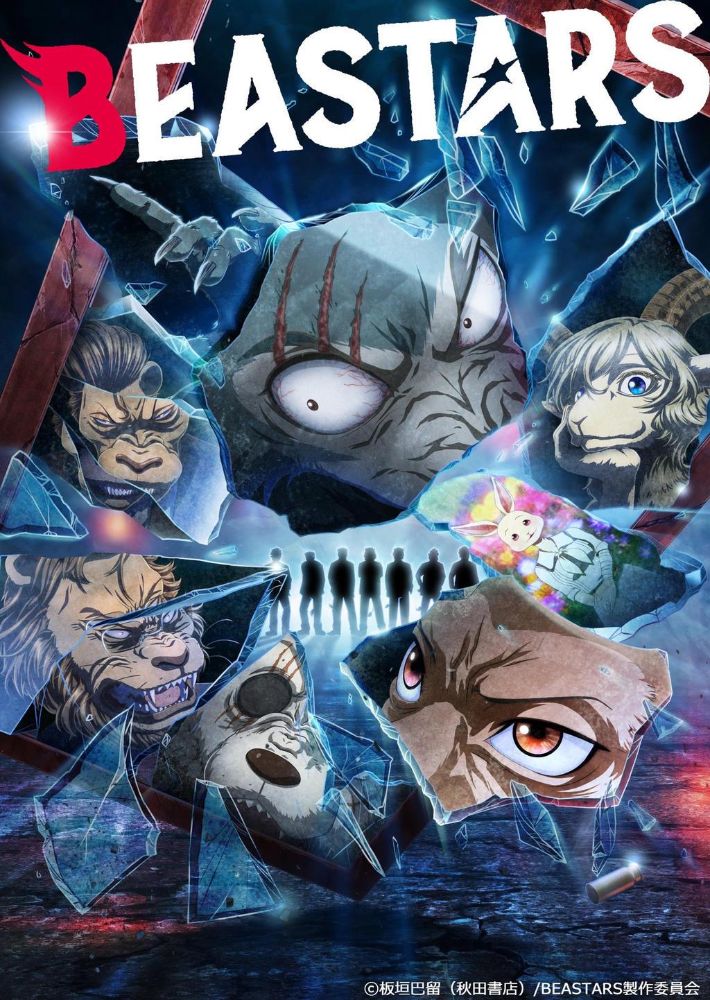 Beastars Anime Season 2 Poster by Madarao123 on DeviantArt