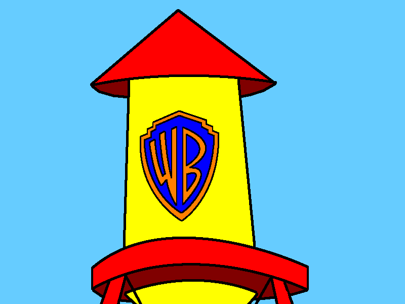Warner Bros. Water Tower from Animaniacs by ...