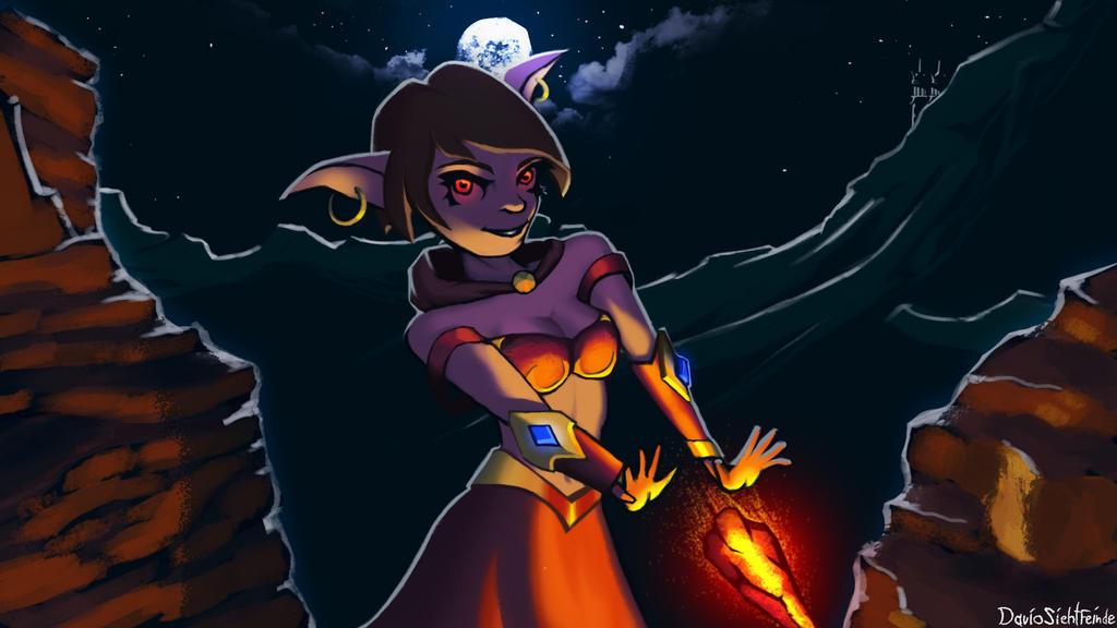 Forbidden Magic by DarioSiehtFeinde