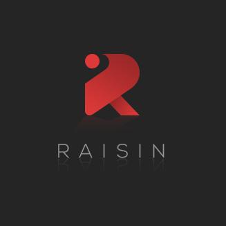 Raisin logo by HusseinGaber