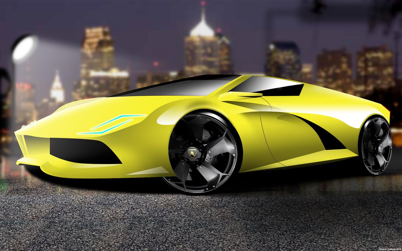 Image Gallery Lamborghini Concept 2020