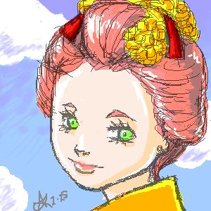 maiko sakura by MissBoo89