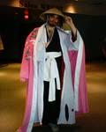 Kyoraku Shunsui cosplay