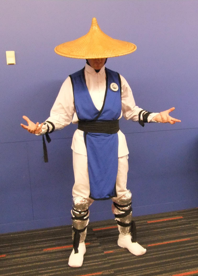 Raiden cosplay by Shiroyuki9