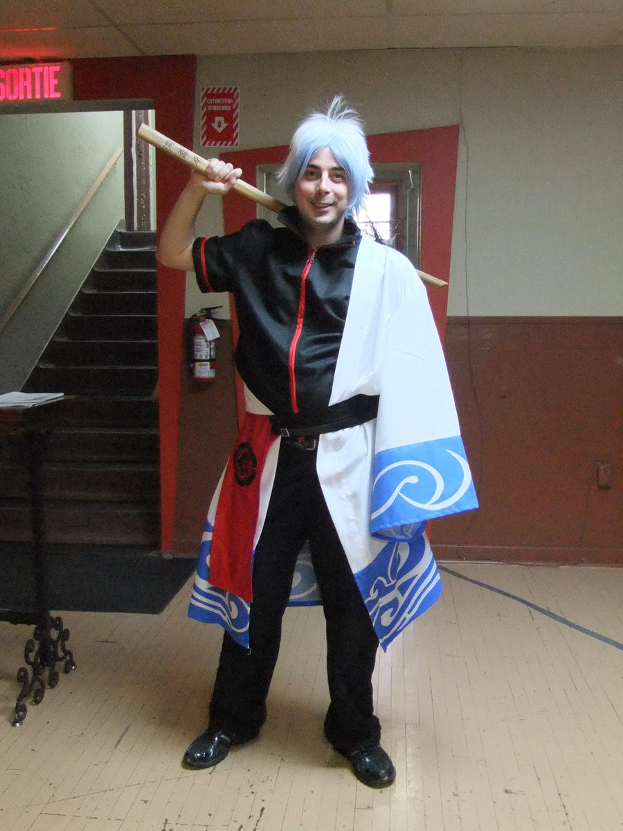 gintoki cosplay - photo #27