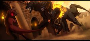 CoL - A Guard Dog's Wrath