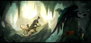 Humid Caves