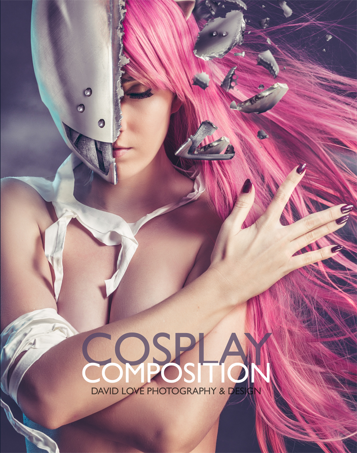 Cosplay Composition Book by truefd