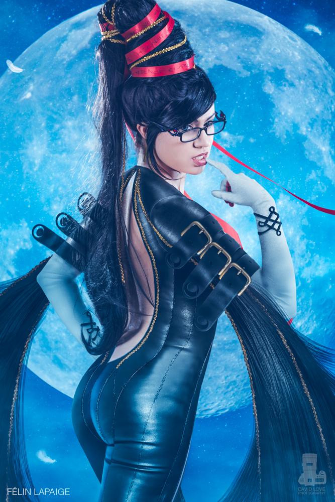 Bayonetta - Feline Paige Cosplay