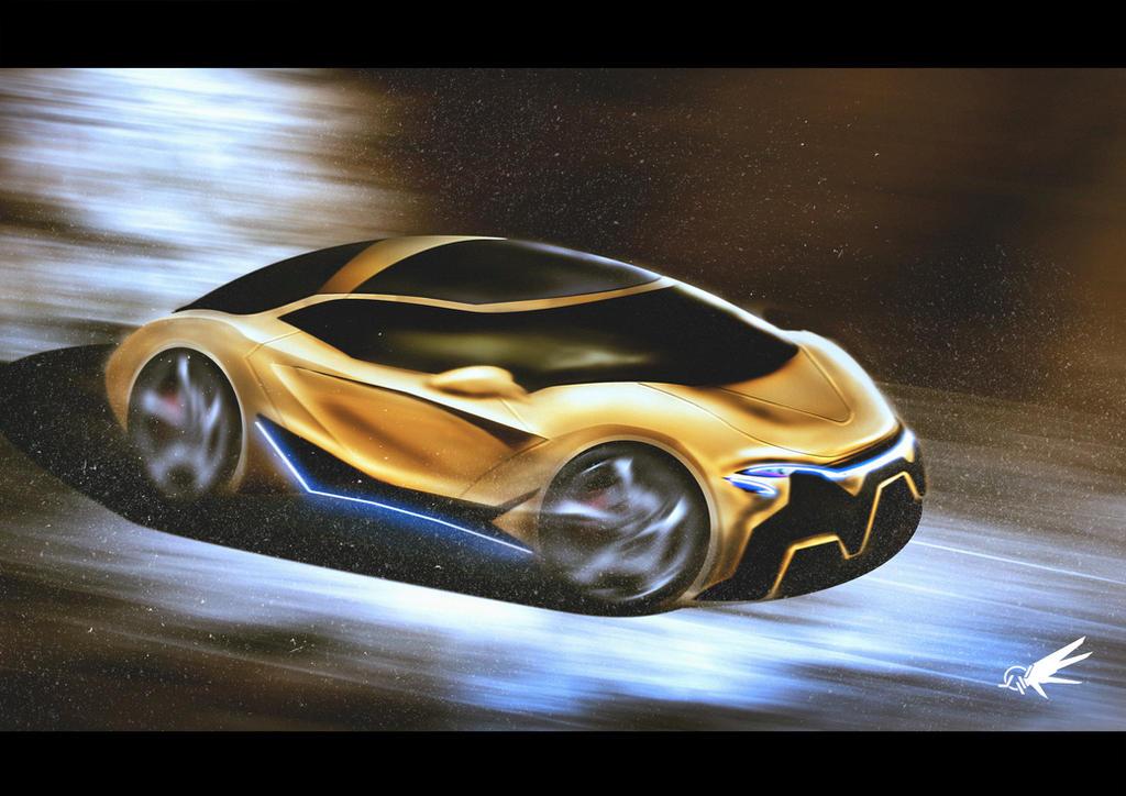 Concept Vehicle Art 3 by YTheJoshuaTreeY