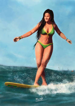 Laura Matsuda Summer Sports Special Edition