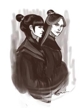 Mai and Ursa