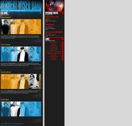 Herbert Wiser Band site