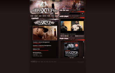 Traxster Inc. site