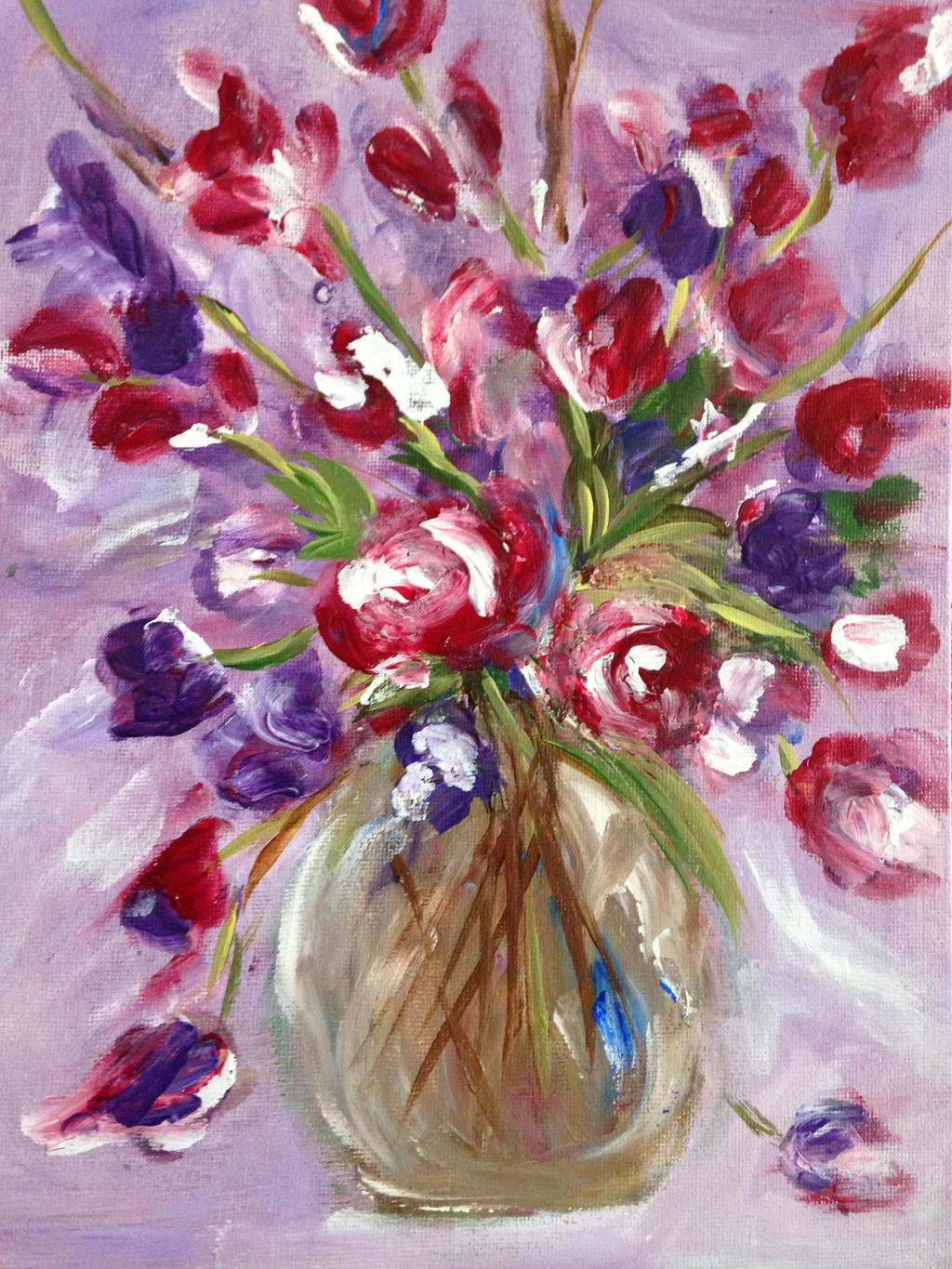flowers for mother s day by IngridChristina on DeviantArt