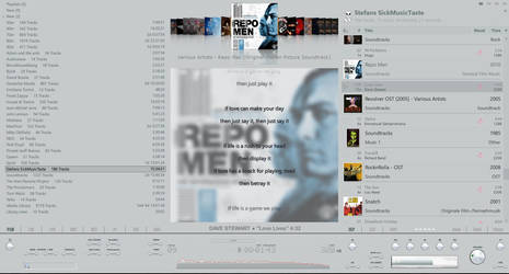 Foobar2000 Screenshot v2