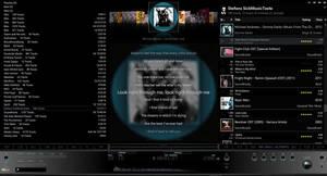 Foobar2000 Screenshot v2 dark by SV0911