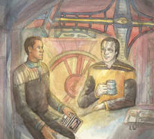 Star Trek DS9: Discussions by redsailor