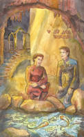DS9: Trill Symbionts by redsailor