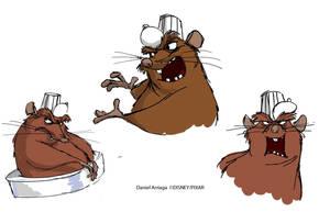 Ratatouille by danielarriaga