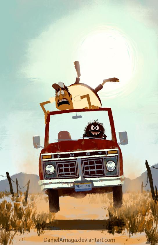joy ride by danielarriaga