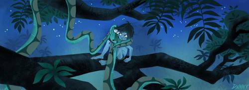 Jungle Book by danielarriaga