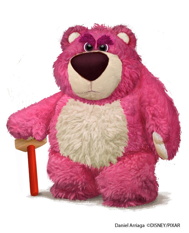 8beb843e8d63 lotso-hugging bear - MY NAME PRAW