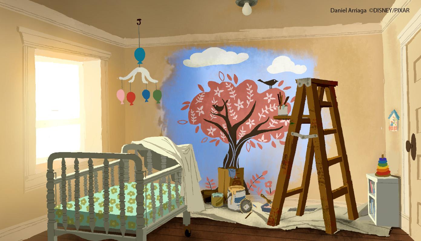 Bedroom by danielarriaga
