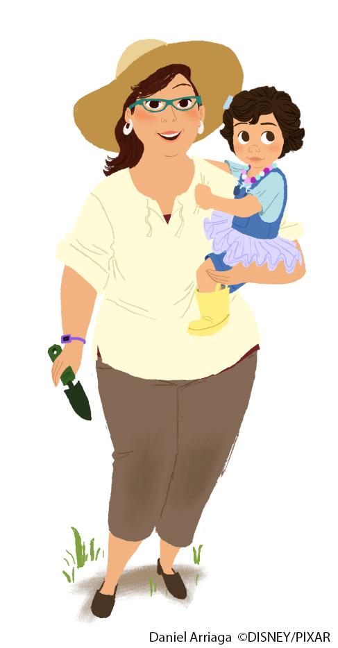Toy Story 3 Bonnie Anderson by danielarriaga