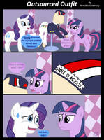 Outsourced Outfit by NotaDeviantBrony
