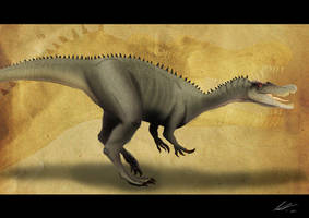 Baryonyx walkerii Version 2