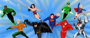 DCNU - Justice League