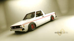 Volkswagen Caddy MK1 Finished by BuseHase