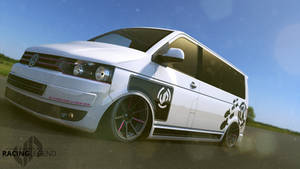 Volkswagen T5 DUB Edition by BuseHase