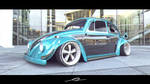 Classic Beetle on steroids (Side view) by BuseHase