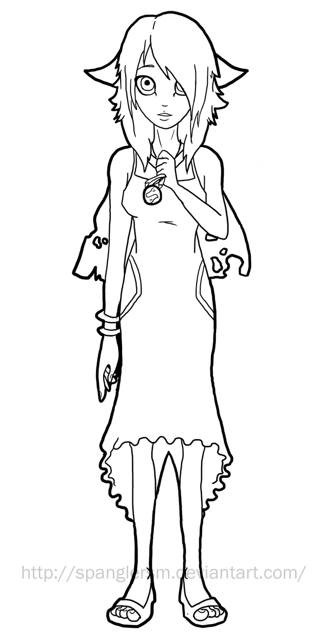 Line Art Human : Human solna free lineart by hannahspangler on deviantart