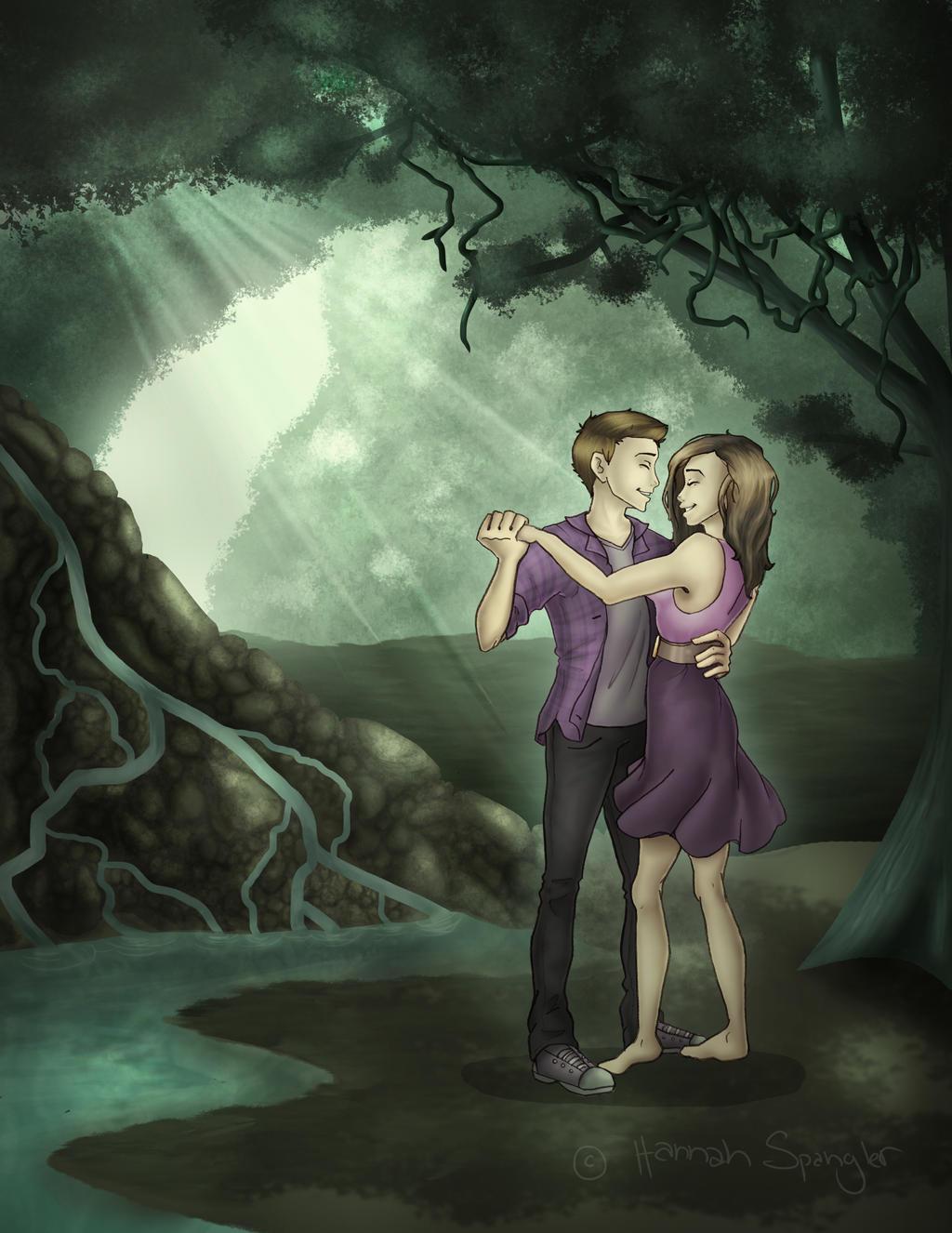 Forest Waltz by hannahspangler