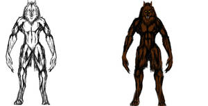 Werewolf again