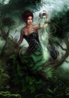 Emerald Poison by lunarsparks