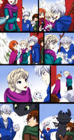 ROTG - Frozen - HTTYD : Snow Memory