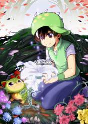 Boboiboy: Leaf Contest by widzilla