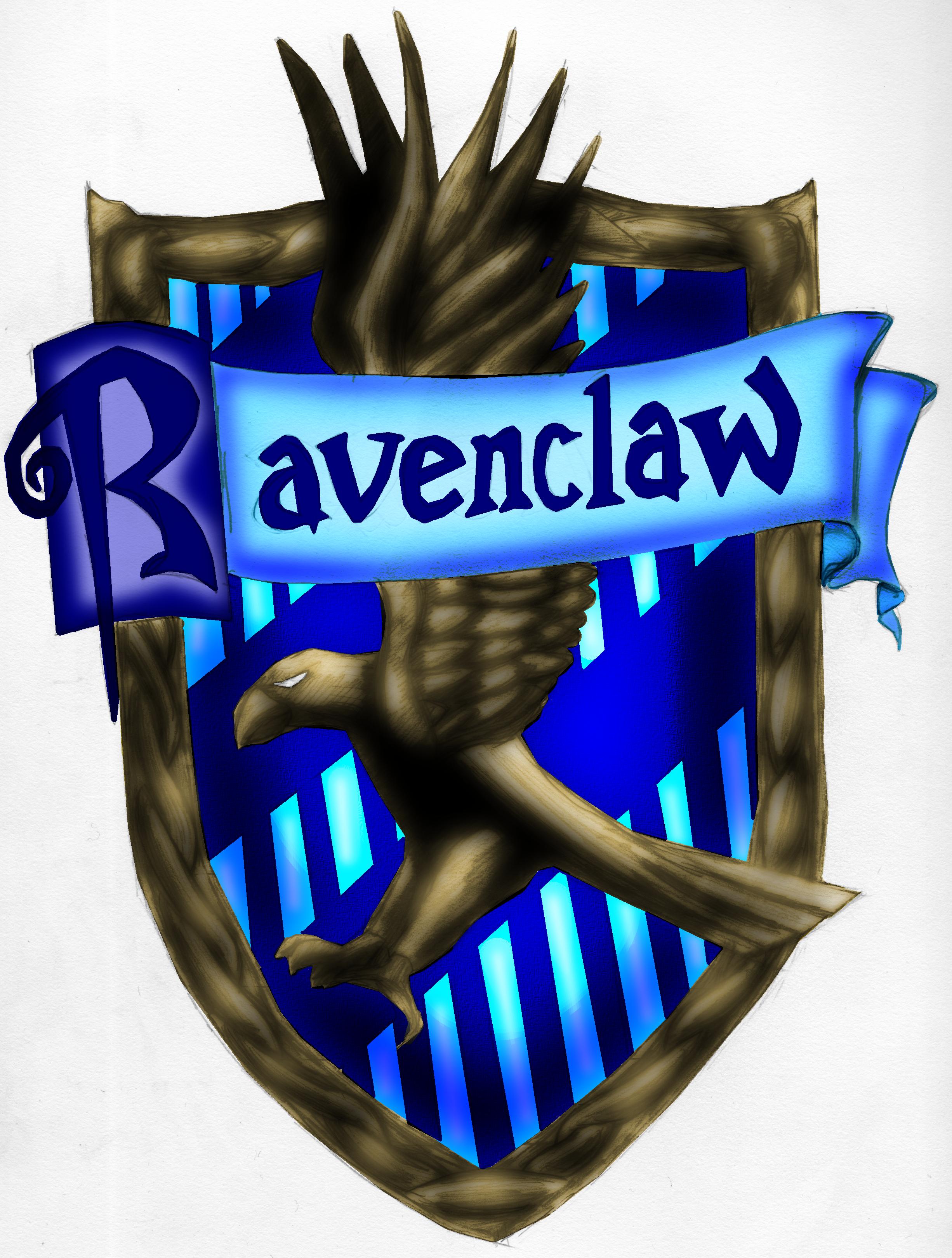 Ravenclaw favourites by lilmissblcksunshine on DeviantArt