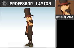 Professor Layton Smashified by ShinFurevindo