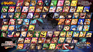 Super Smash Bros. Ultimate Wallpaper by ShinFurevindo