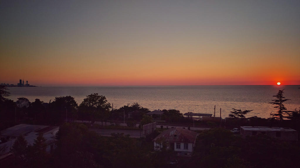 Sunset by giorgimech