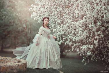 Flower haze by LadyAetele